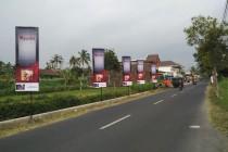 Standing Banner Jogja Rontek Jogja